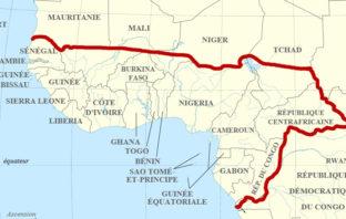 Etats-Unis-Afrique-Ouest