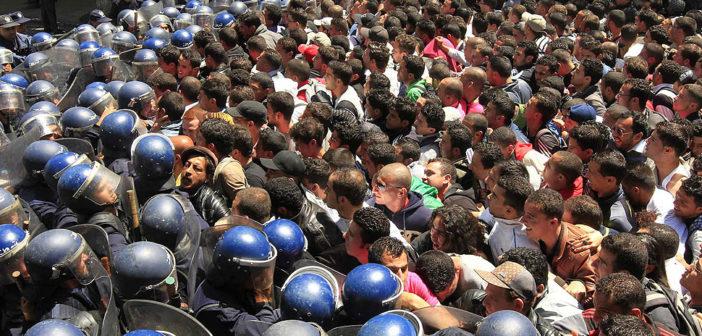 أصناف الممارسات السياسية في الجزائر