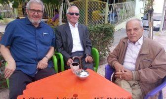 charif et deux moudjahidine