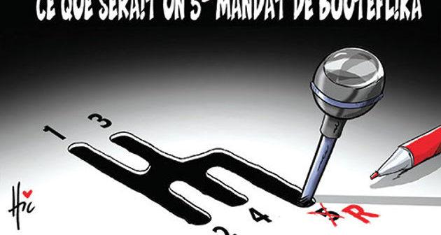 L'algérien et la reconduction de Bouteflika