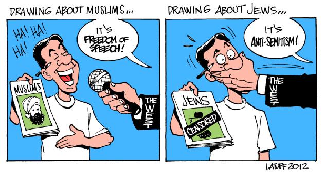 Prêcheurs de haine…  (Réponse à Karim Akouche )