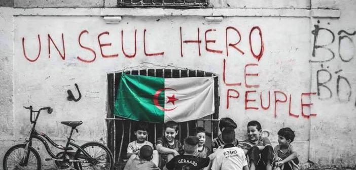 Algérie- L'enjeu principal