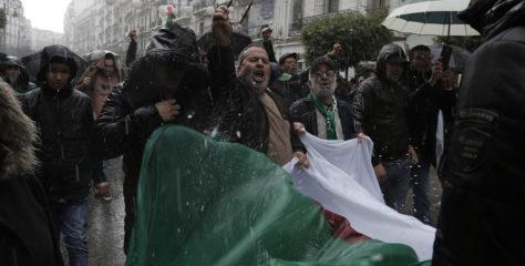 Que cache l'intérêt soudain des médias mainstream pour la situation en Algérie ?