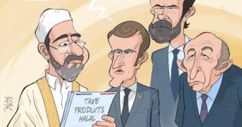 Loi contre le séparatisme et police des cultes à la française !